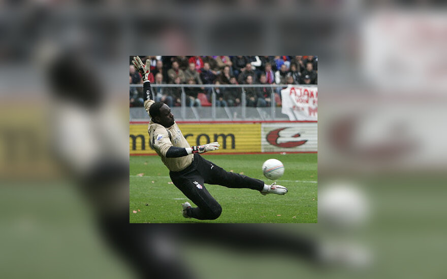 """""""Utrecht"""" vartininkas Franck Grandel"""