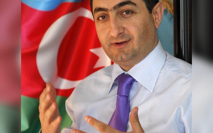 Azerbaidžano ambasadoriaus Hasan Mammadzada