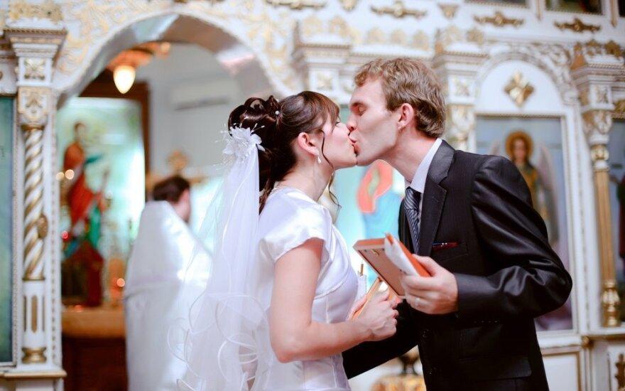 Kurioziškos situacijos, kurių liudininkais tapo santuokų registratoriai