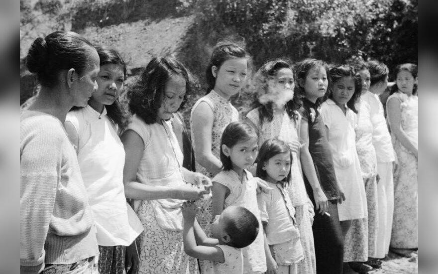 Šių moterų liko vos 23: taip suluošintos, kad net vaikų turėti negalėjo