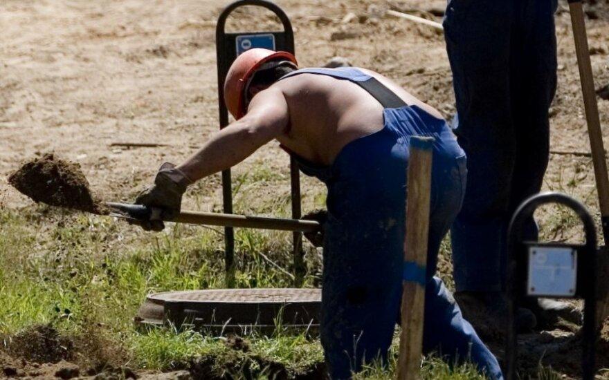 """Prancūzai sako """"Ne"""" pigiai darbo jėgai iš kitų ES šalių"""