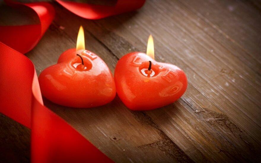 Nesileisk suvedžiojama Valentino dieną: tiesa ir mitai apie meilę