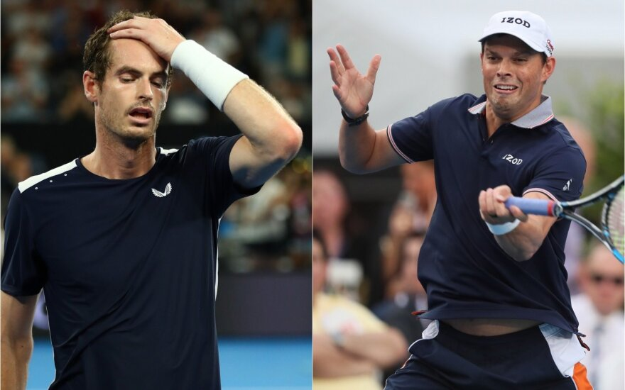 Andy Murray, Bob Bryan