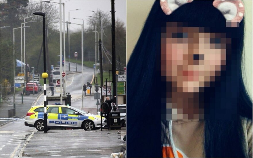 Anglijoje nužudyta lietuvė