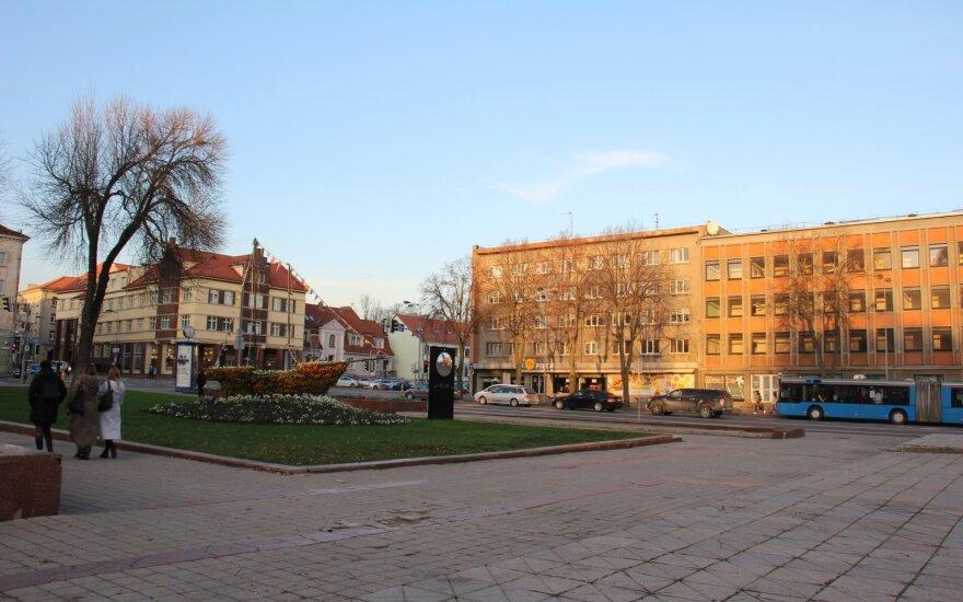 Kalėdoms besiruošianti Klaipėda priėmė drastišką sprendimą: bus nelabai gera staigmena