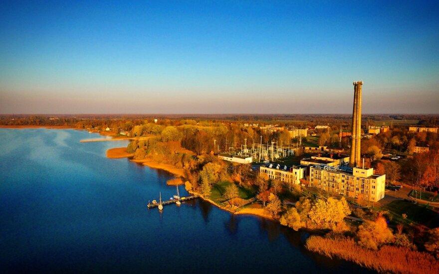 Šiaulių vandenynai: fontanai, ežerai ir paslaptis po žeme