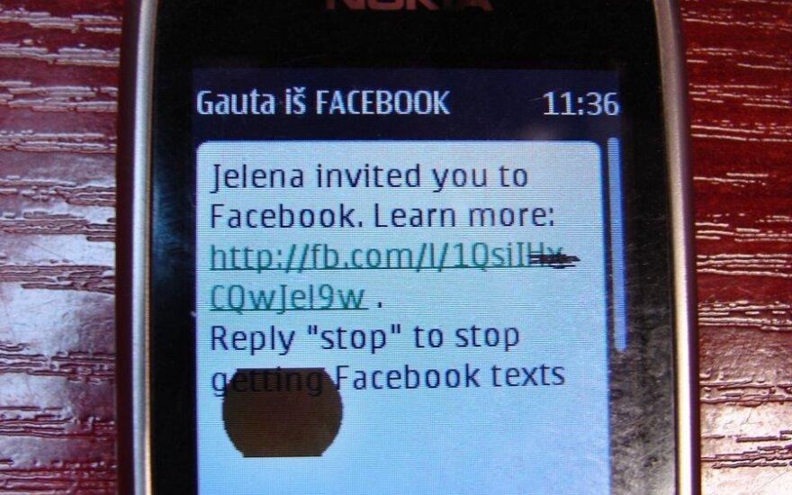 Trumposiomis žinutėmis plinta naujas virusas?