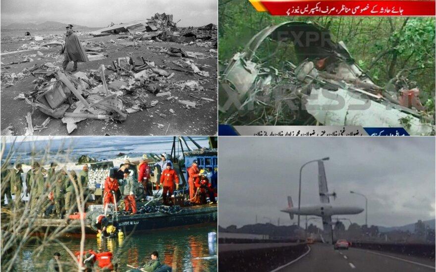 Apmaudžios pilotų klaidos: tarp jų – ir daugiausia aukų aviacijos istorijoje nusinešusi nelaimė