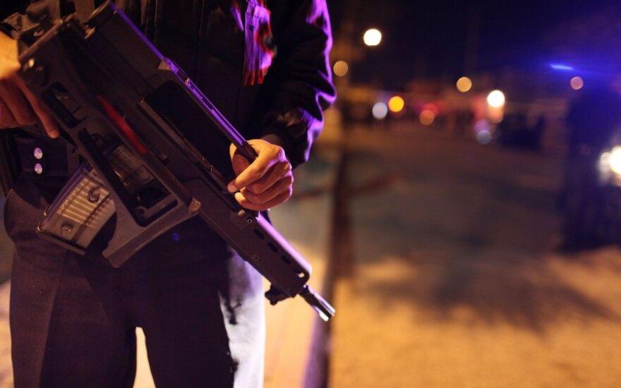 Meksikos policininkas