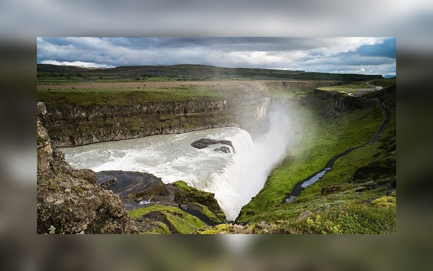 """Islandija ir prekybos centras vis dar nepasidalino žodžio """"Iceland"""""""