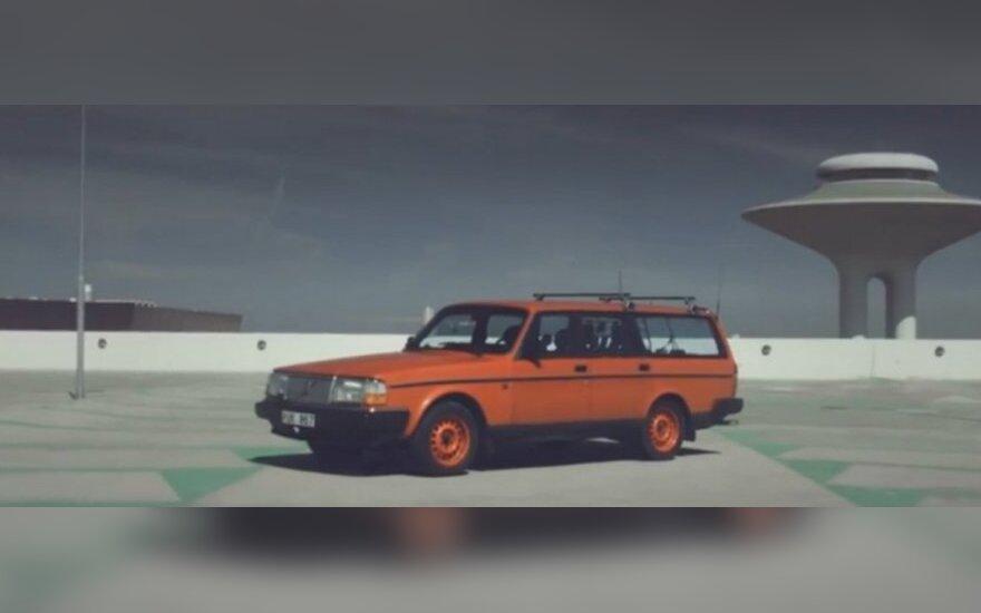 Volvo reklama