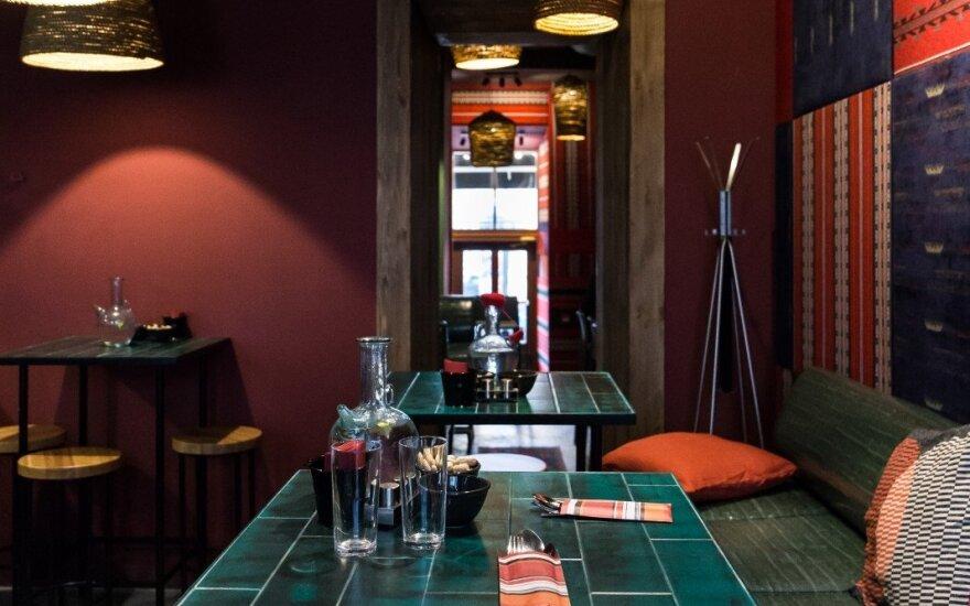 Vilniuje restoraną atidaręs libanietis: pastebėjau, kad naktį nėra kur pavalgyti