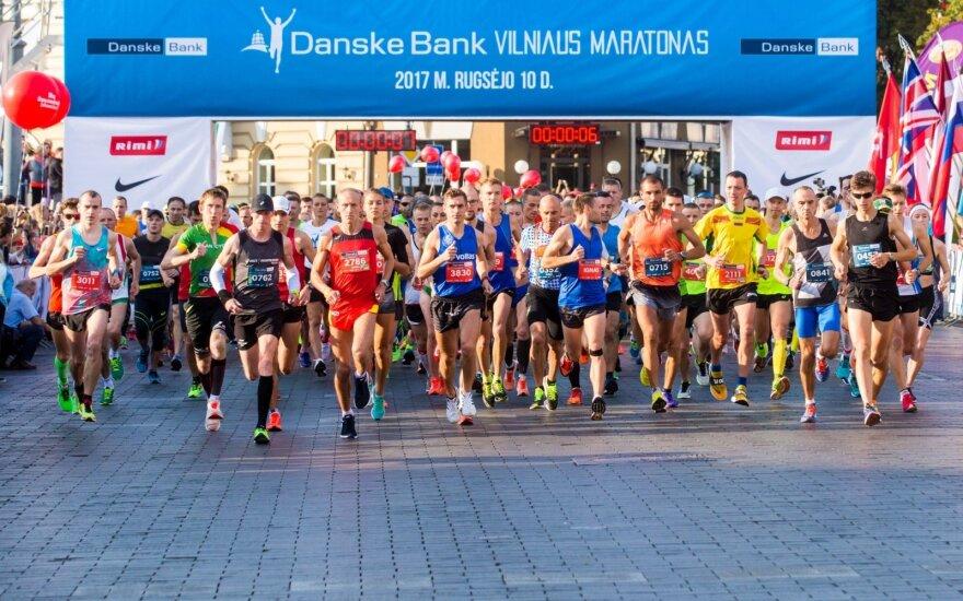 Vilniaus maratonas/ Foto: vilniausmaratonas.lt