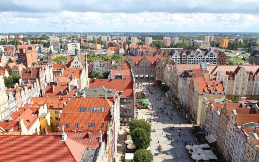 Gdanskas, Lenkija