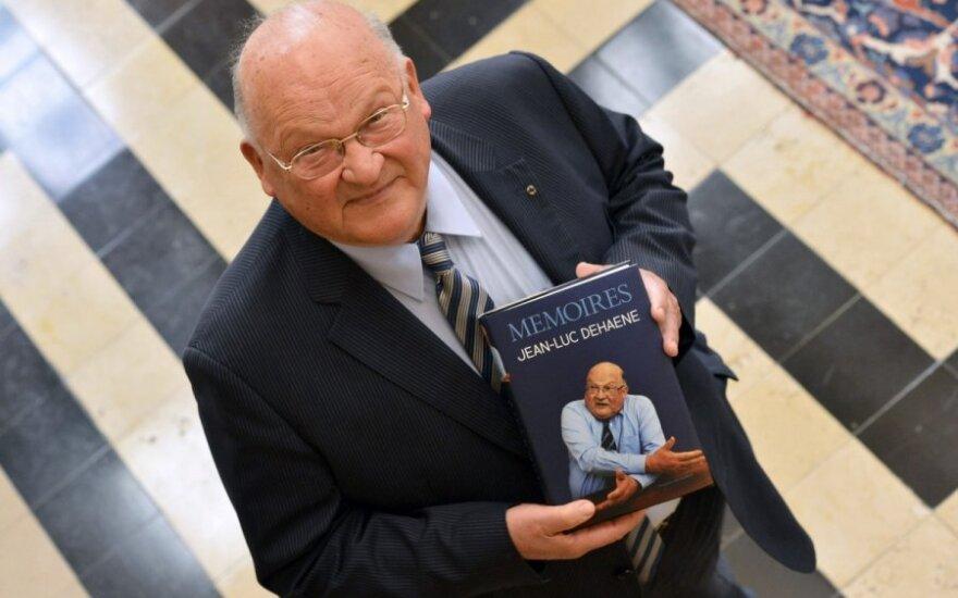 Buvęs Belgijos premjeras Jeanas-Lucas Dehaene'as