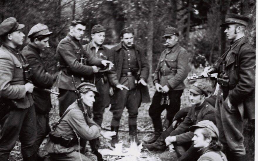 Pašepečio partizanai
