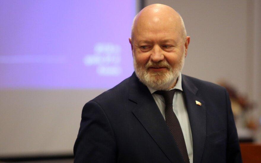 Liberalų tarybos posėdis Kaune
