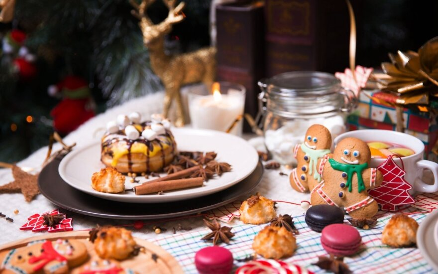 Paprastai pagaminami Kalėdų skanėstai: artimieji bus maloniai nustebinti