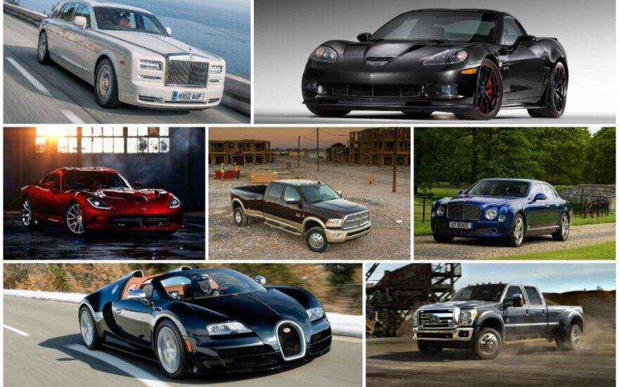 Galingi automobiliai