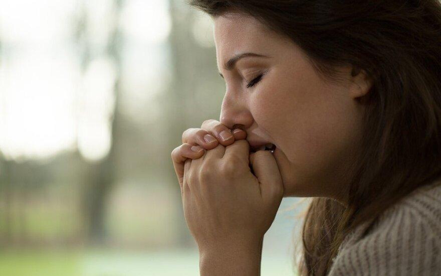 Kai panika ir neigiamos emocijos ima viršų: kada metas kreiptis į psichiatrą?