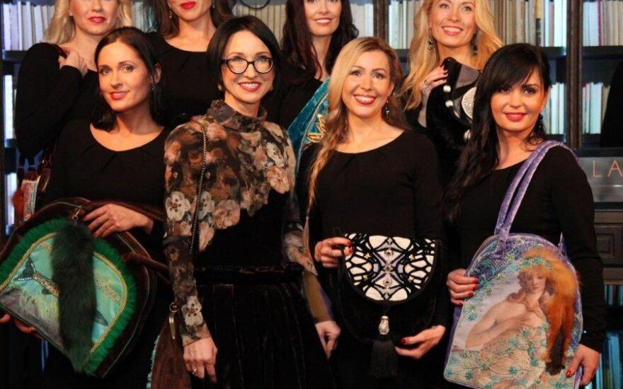 Rankinių dizainerė R. Rožinskienė: ieškoti savęs niekada ne vėlu