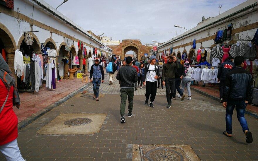 Essaouira, Marokas