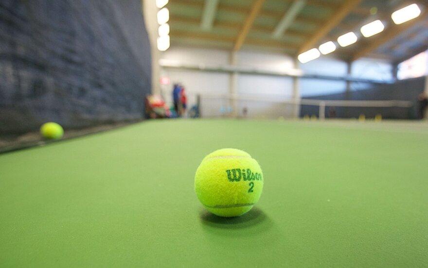 T. Tarasevičius teniso turnyre Kipre nepateko į vienetų ketvirtfinalį