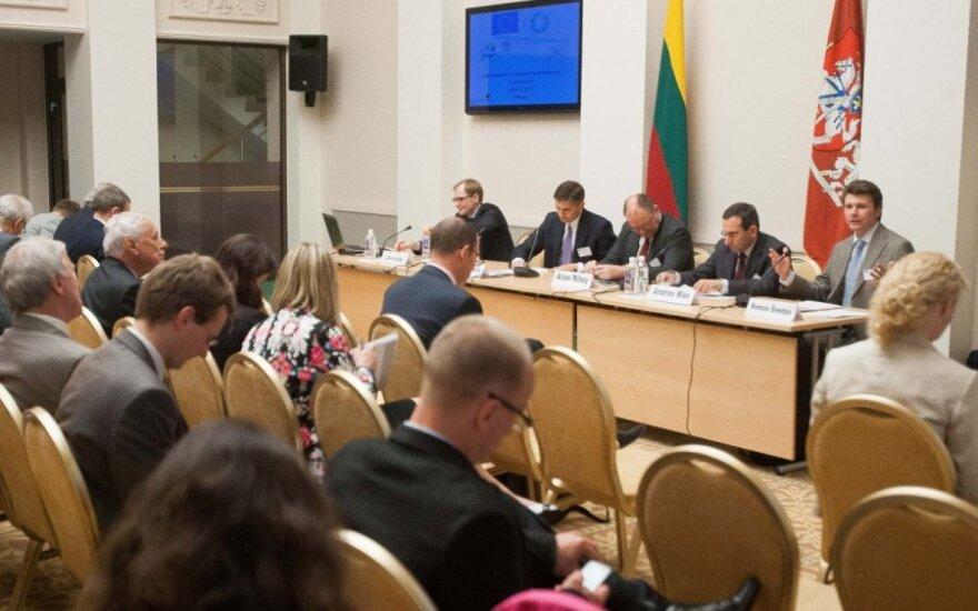 Lietuvos svečiai pakviesti įvertinti, kaip jaučiasi energetinėje saloje