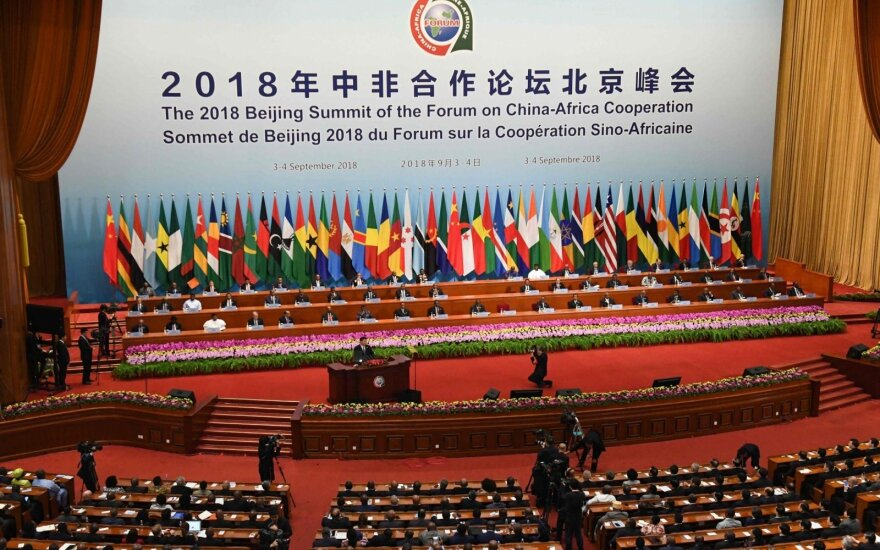 Kinijos-Afrikos bendradarbiavimas