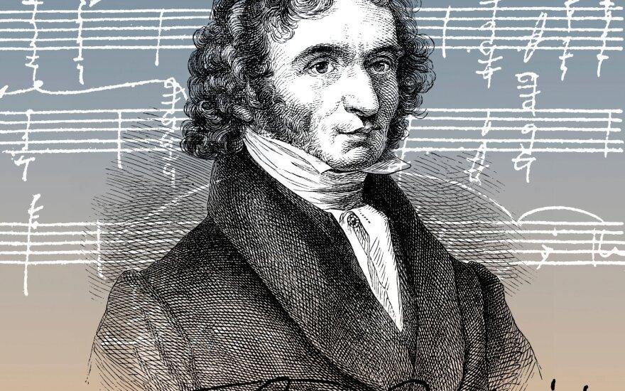 """Psichoterapeutas paaiškino, kur slypi """"velnio apsėstuoju"""" vadintu Paganini fenomenas: klausytojams sukeldavo ekstazę"""