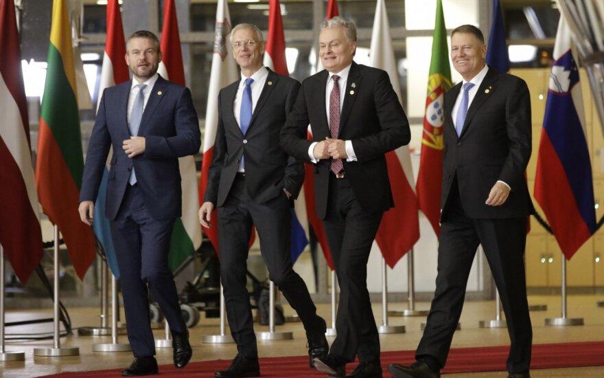 Lietuvos iniciatyva į ES klimato kaitos planus įtraukta netiesioginė žinutė dėl Astravo AE