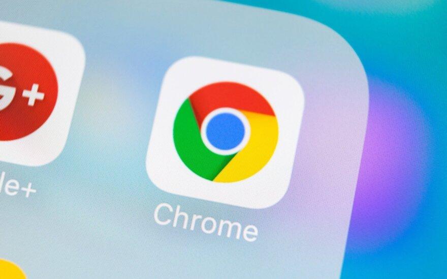 """Šis """"Chrome"""" plėtinys įspės apie jūsų slaptažodžio nutekėjimą"""