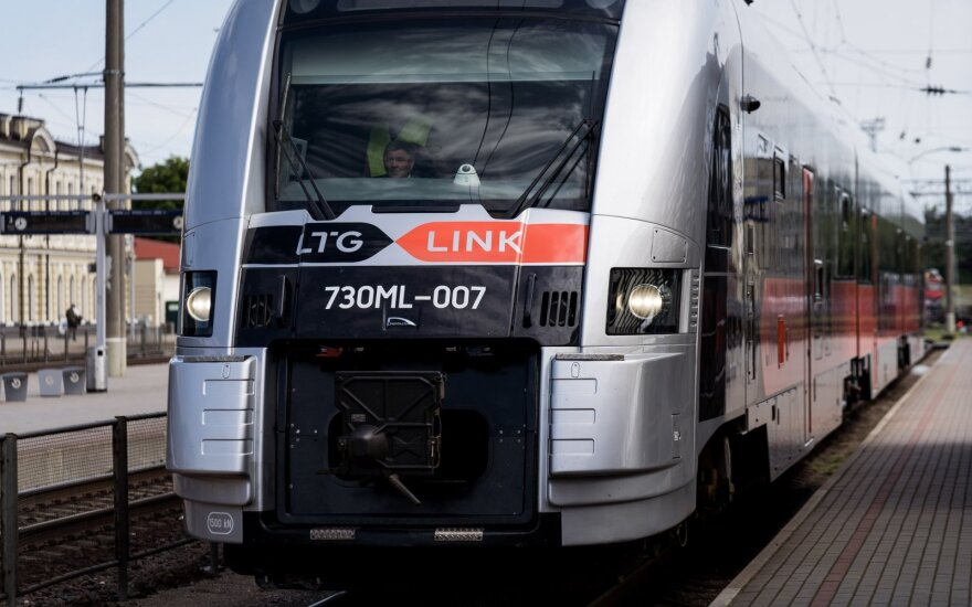 Lithuania's port and railways not yet affected by strikes in Belarus