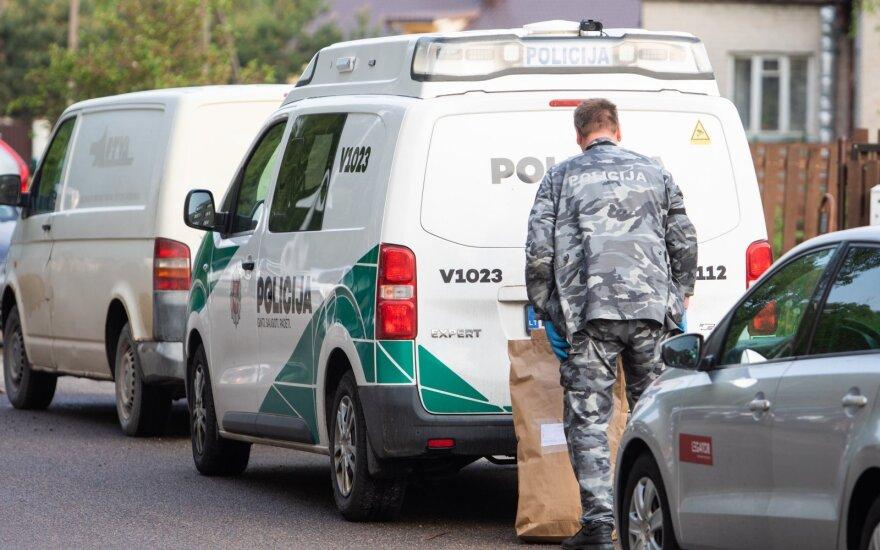 Kraupus radinys Vilniuje: šalia miškelio aptiktas negyvo vyro kūnas