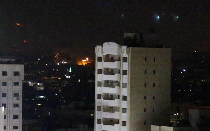 Gazos Ruožo pasienyje – baisūs susirėmimai