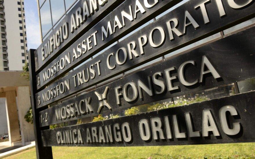 Panama ir JAV sutarė dalintis informacija apie bankų sąskaitas