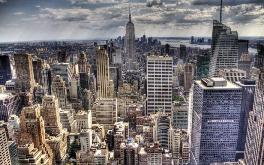Manhetene už rekordinę sumą parduodami apartamentai