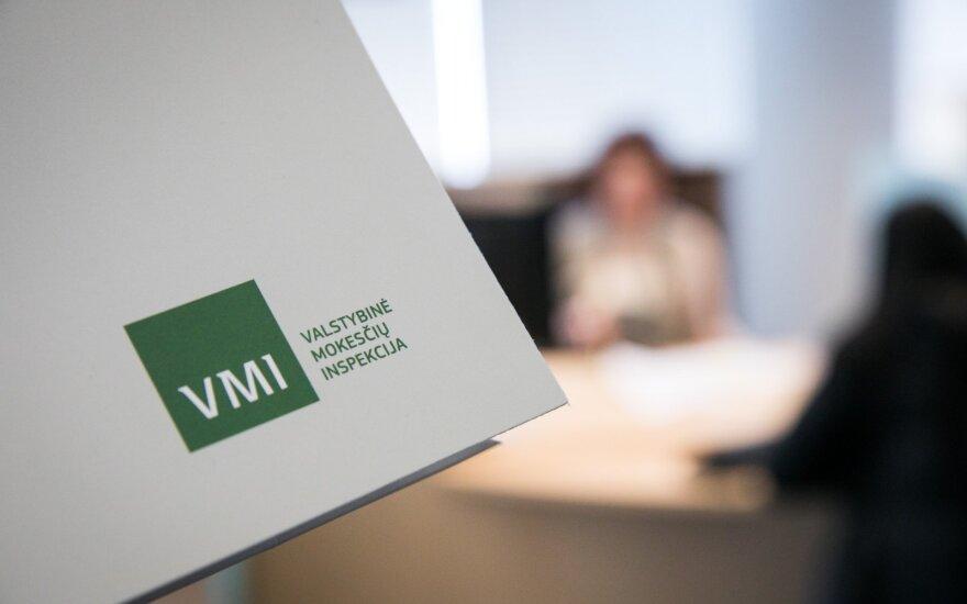 VMI: pernai pranešėme apie 13 mln. eurų vertės nusikalstamas veiklas