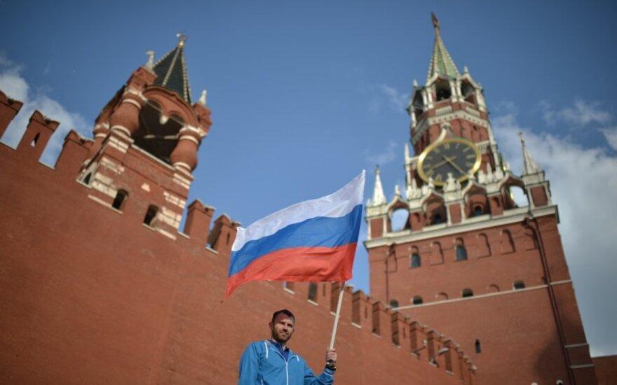 """Rusija sudarė """"juodąjį sąrašą""""?"""