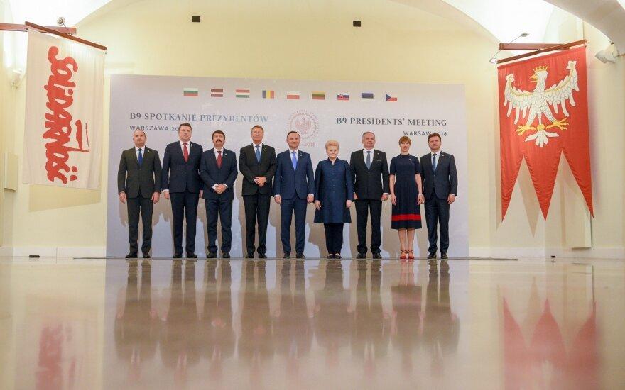 Grybauskaitė perspėja dėl iššūkių NATO viduje: sąjungai gresia tapti neveiksminga