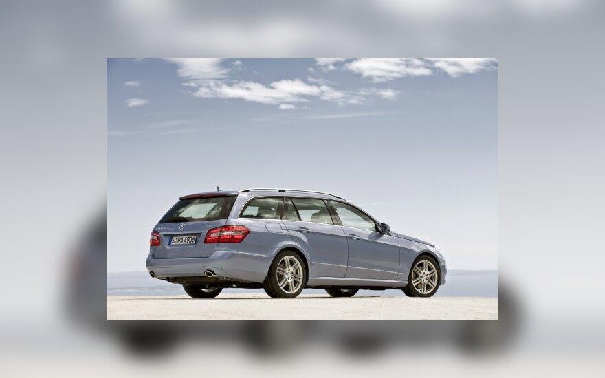 Mercedes-Benz E klasės universalas