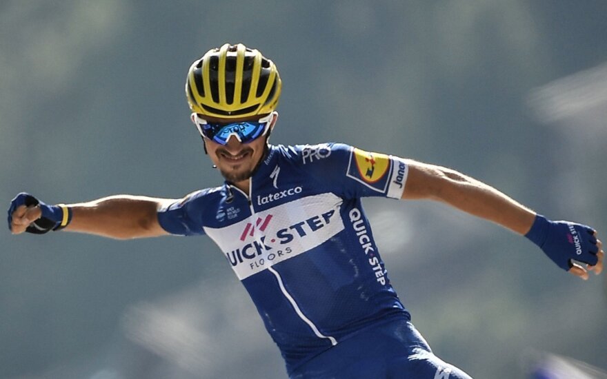 Julianas Alaphilippe'as