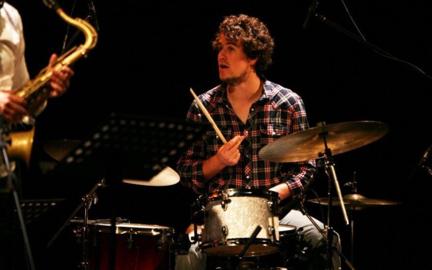 Ketvirtadienio džiazo kovos ir žaidimai: žiūrovai liko euforijoje