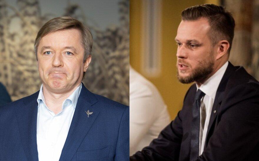 Paėmę didmiesčius konservatoriai laimėjo Seimo rinkimus