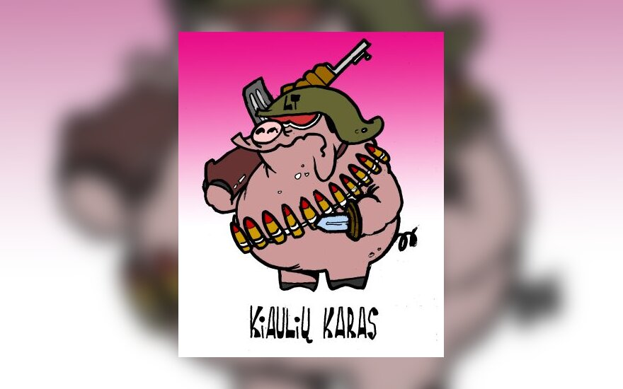 Lietuvos - Latvijos kiaulių karas