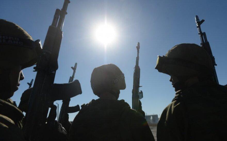 Rytų Ukraina: laukiama Rusijos intervencijos