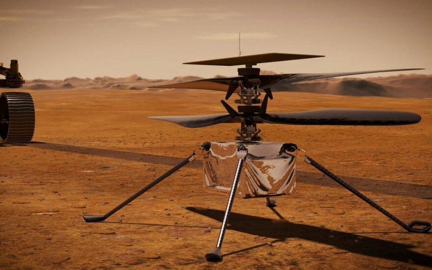 Marso skraidyklė