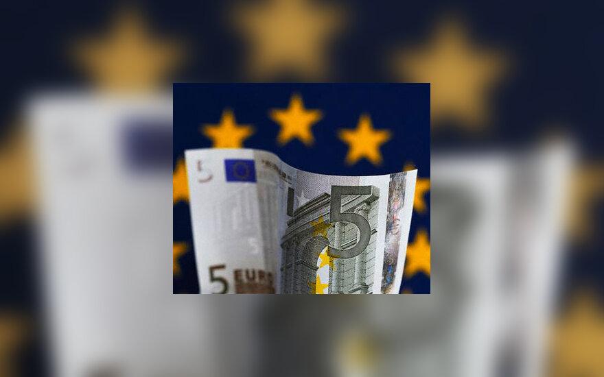 Europos Sąjunga, ES, eurai, pinigai