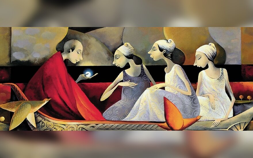 Keturi angelai valtyje, 2009