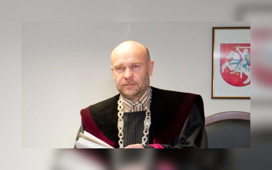 Teisėjas Audrius Cininas